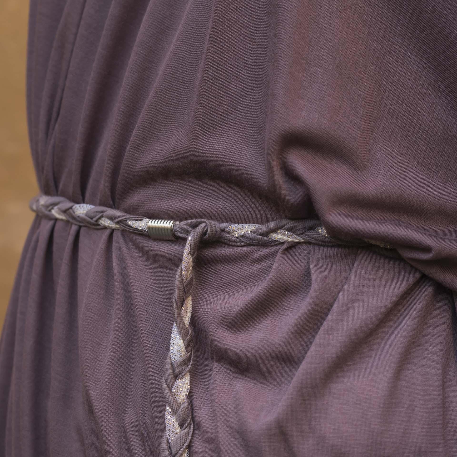 Alisa blusa ampia con cintura (2)