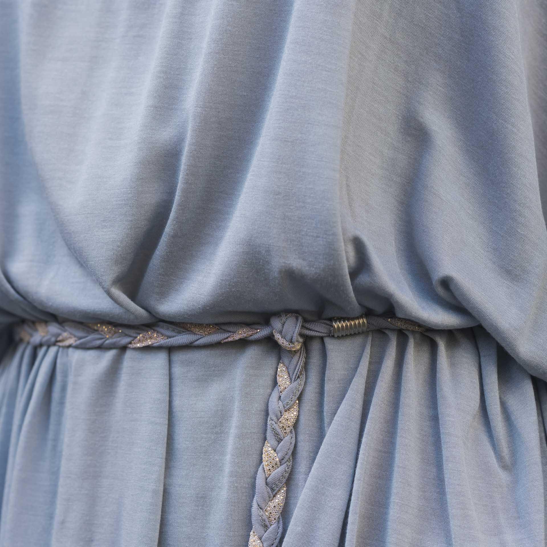 Alisa blusa ampia con cintura (8)
