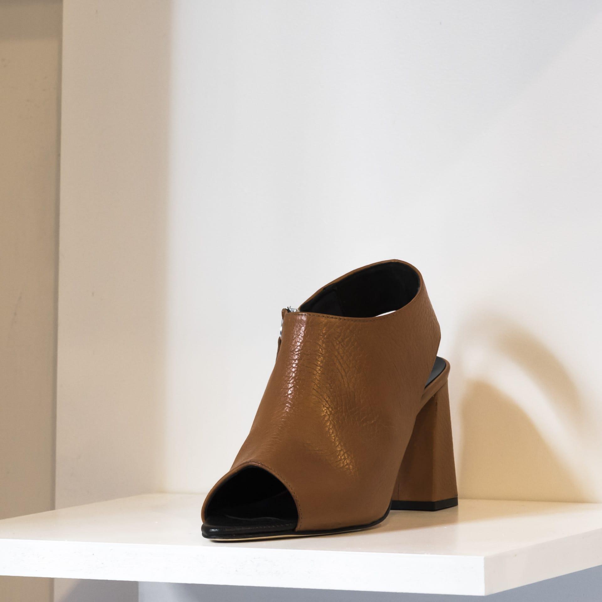 Ame Boots Sandalo alto (1)