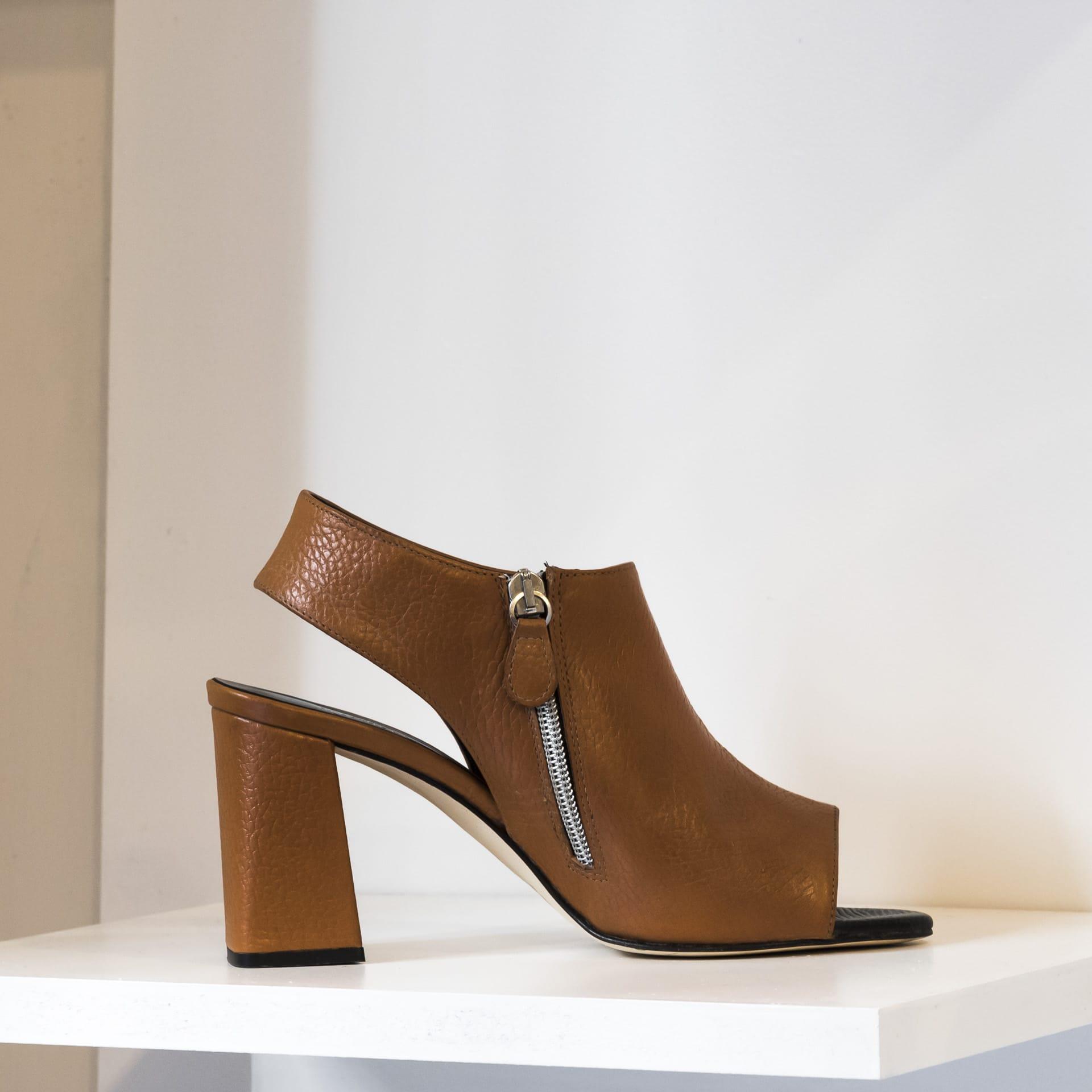Ame Boots Sandalo alto (2)