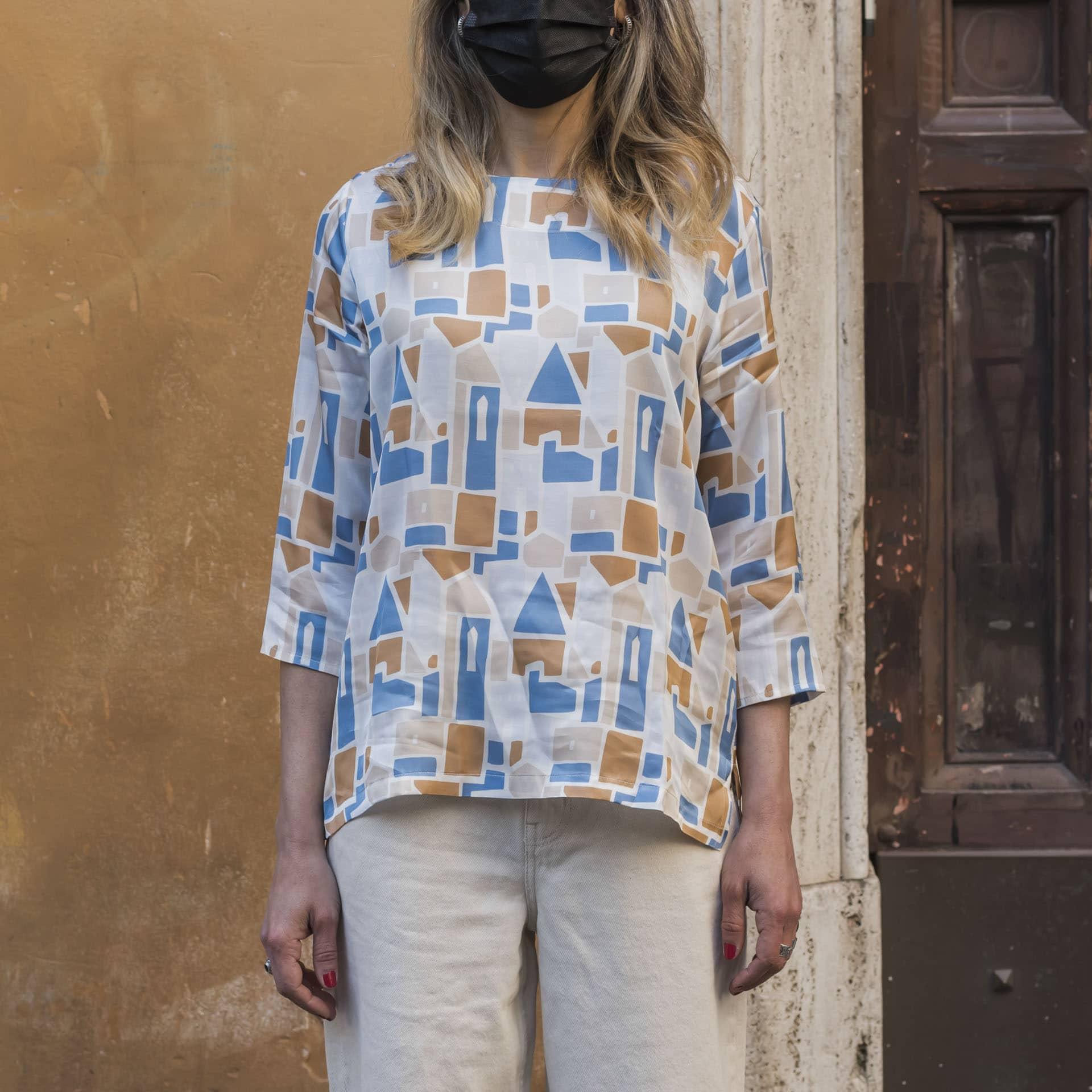 Hang On blusa casette