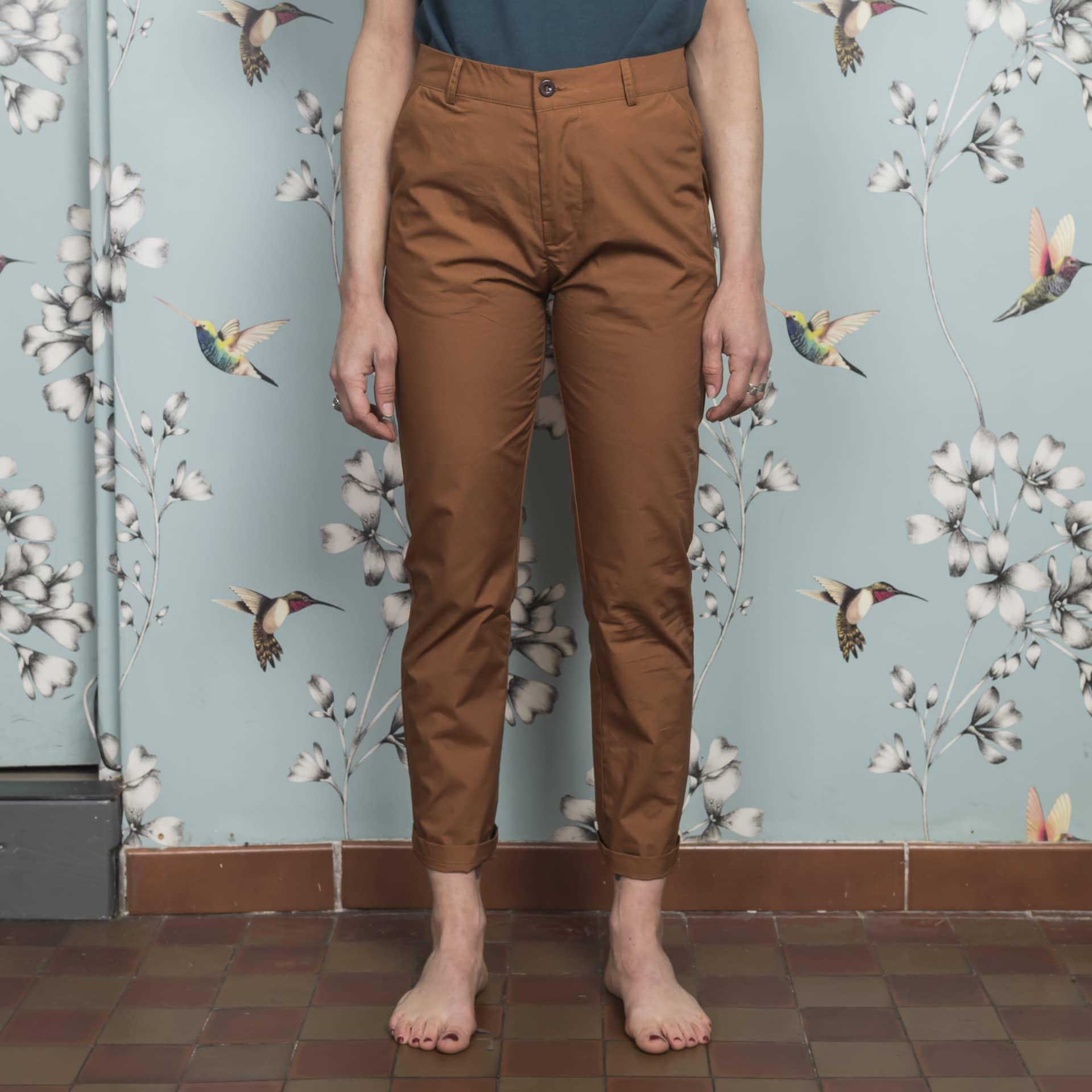 Spazio Marzio pantalone sigaretta