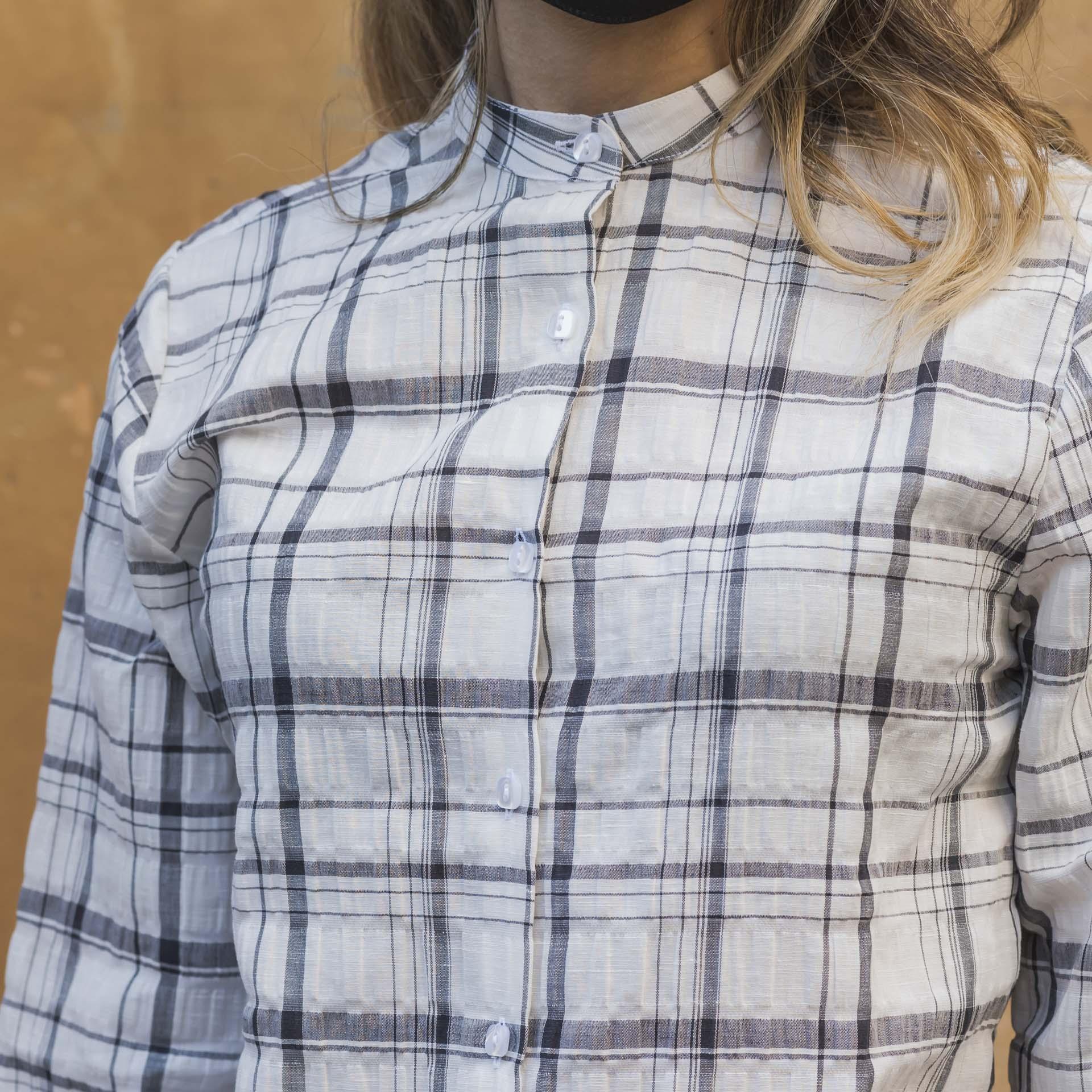 Hang On camicia quadri cotone (2)