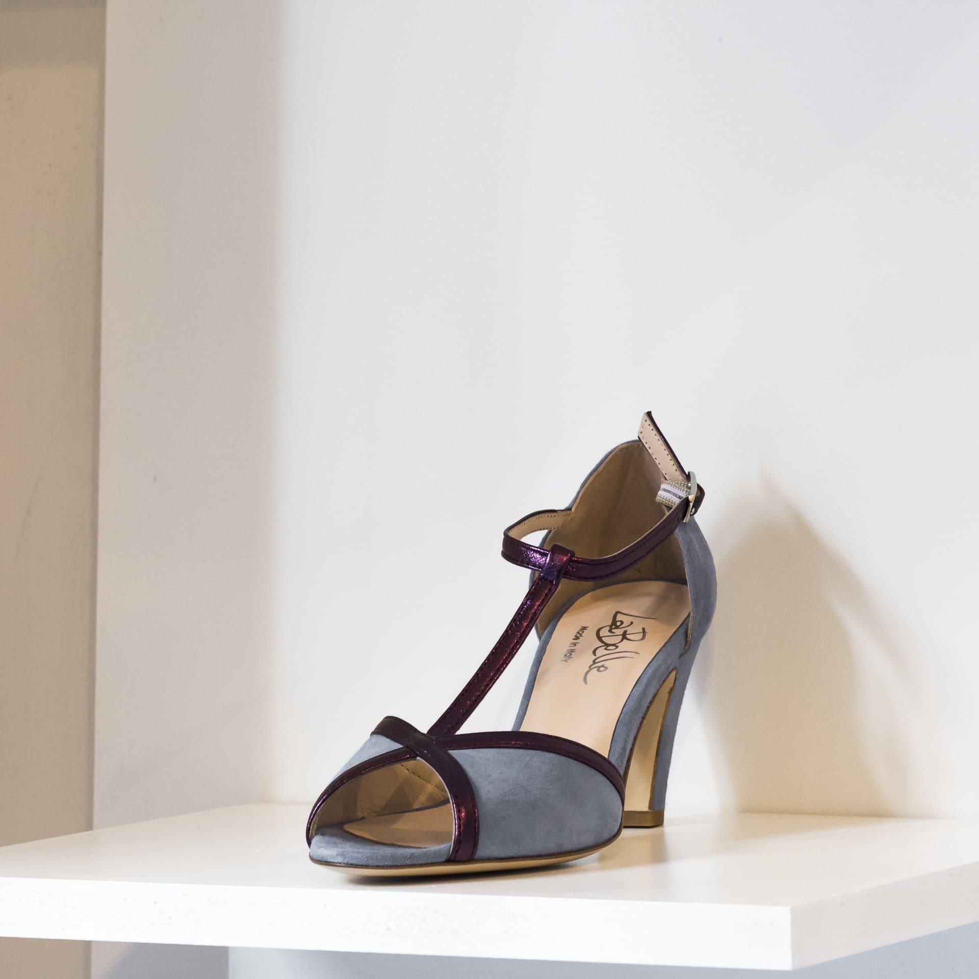 La Belle Shoes sandalo tango (1)