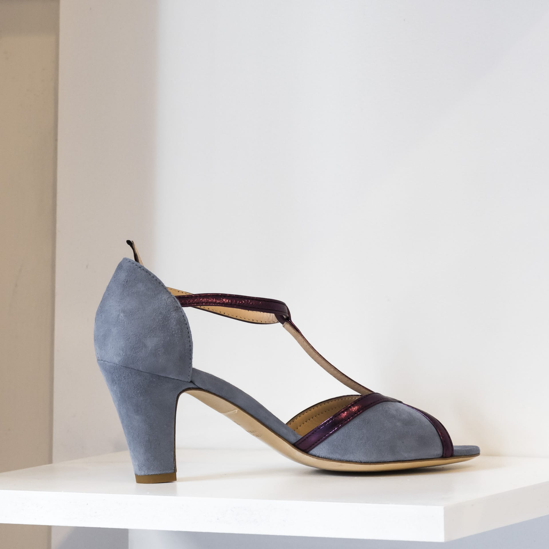 La Belle Shoes sandalo tango (2)